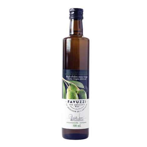 Favuzzi Robust Intensity Extra-Virgin Olive Oil - 500mL