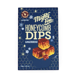 Gingerbread Honeycomb Dips