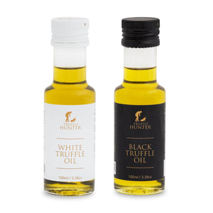 White & Black Truffle Oil Selection