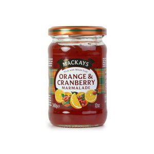 Orange and Cranberry Marmalade