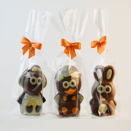 Chocolate Easter Animal Friends