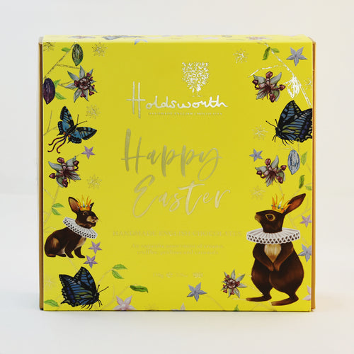Happy Easter Gift Box - yellow