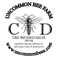 C-BEE-D Infused Salves 2 oz Tin