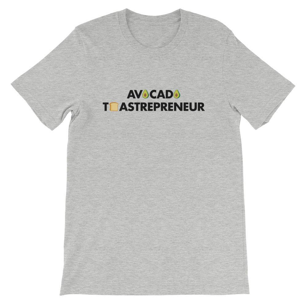 Avocado Toastrepreneur T-Shirt