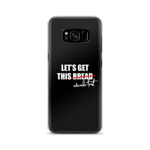 Let's Get This Avocado Toast Samsung Case