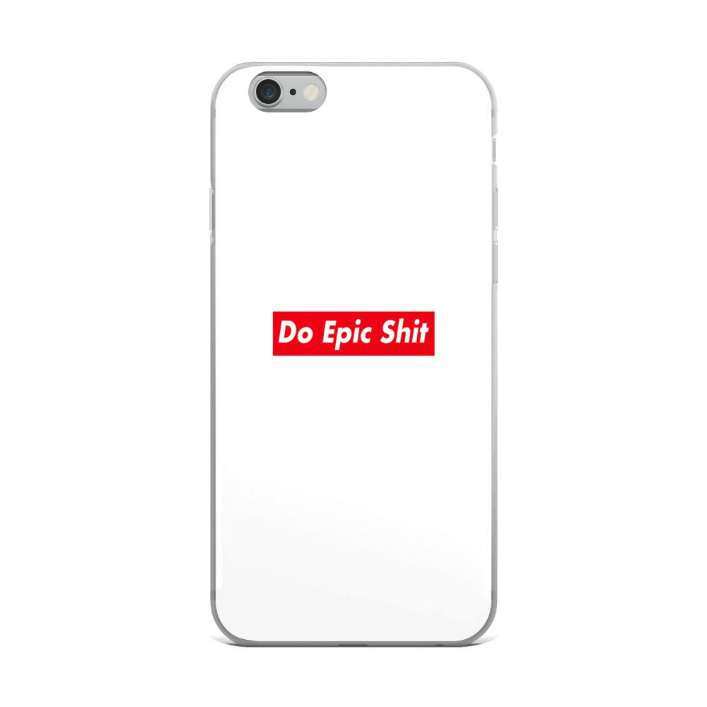 Do Epic Shit iPhone Case