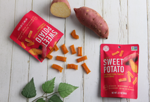 Load image into Gallery viewer, 3 or 9 Pack, Semi-Dried Original Sweet Potato Snack