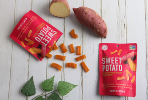 3 or 9 Pack, Semi-Dried Original Sweet Potato Snack