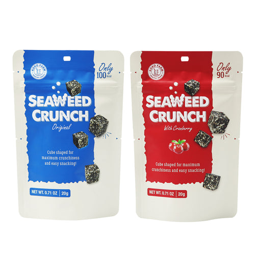9 Pack, For Seaweed Lovers