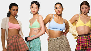 Parade Launches a New Category: Bralettes