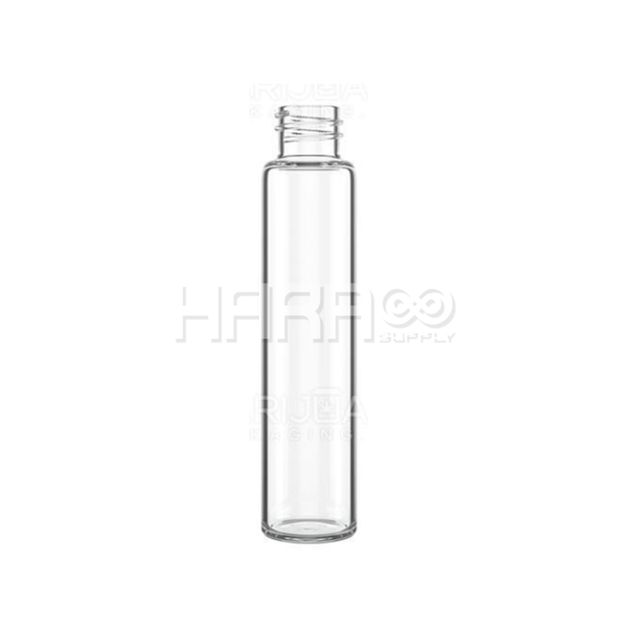 Glass Pre-Roll Tubes | 22mm - 125mm - 400 CT