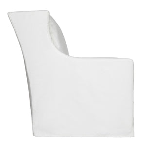Madelyn Slipcover Chair