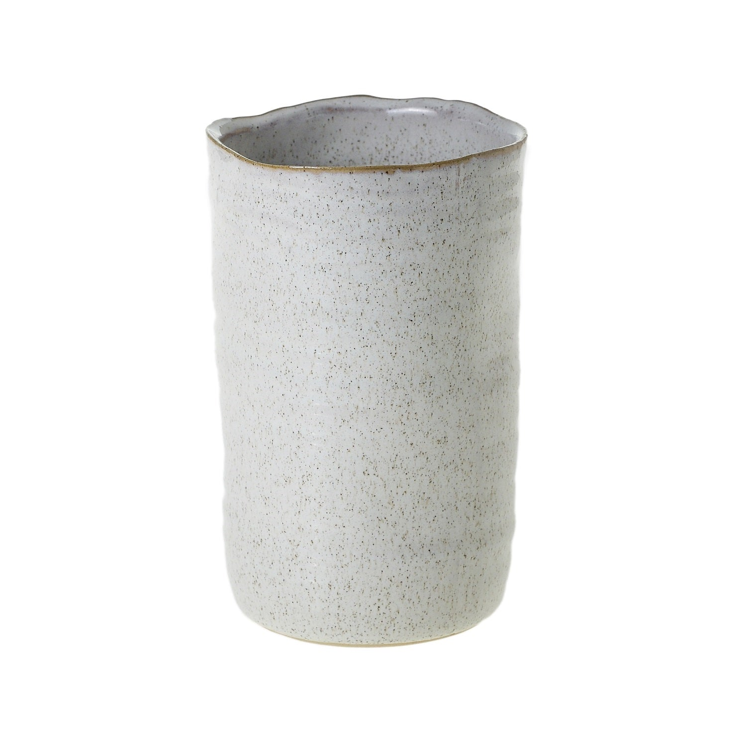 Glazed Ceramic Vase