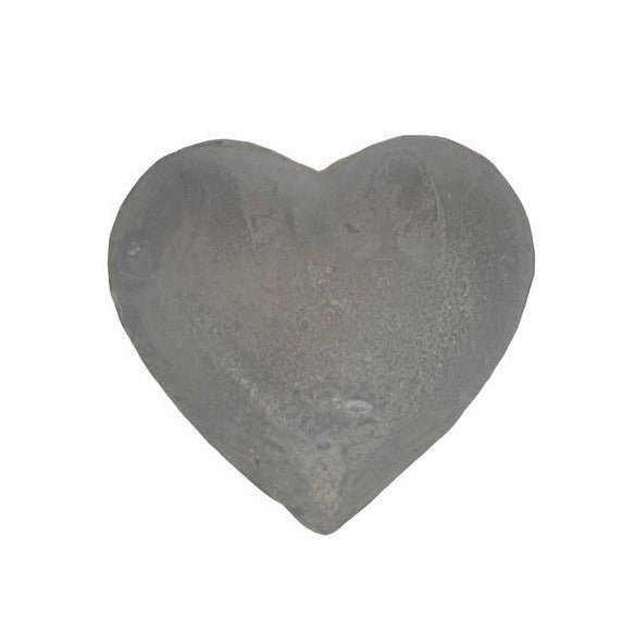 Zinc Heart - Set of 6