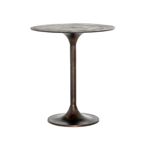 Cast Aluminum Counter Table