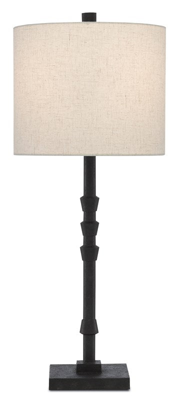 Handsome Iron Table Lamp