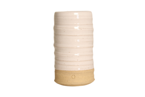 Small Organic Shape Pottery Vase
