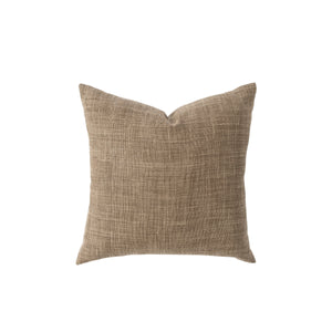 Acorn Linen Pillow Cover
