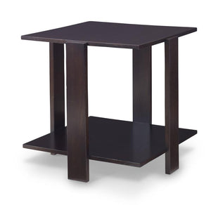 Modern Brown End Table