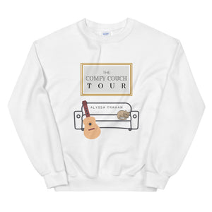 Comfy Couch Tour Sweatshirt