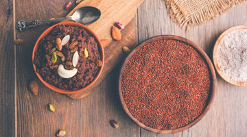 5 Reasons why eating Ragi is a great idea for a healthy body and mind