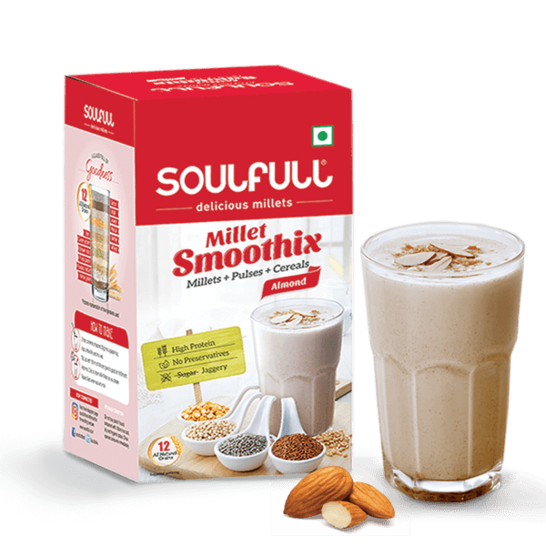 Smoothix - Almond | 5 Sachets