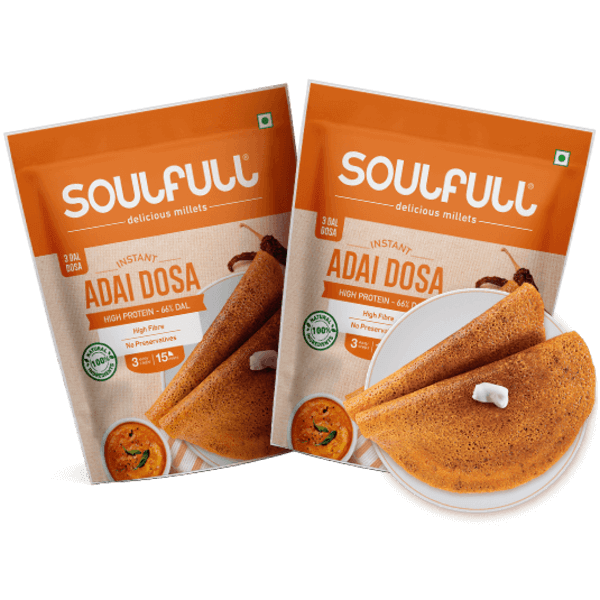 Adai Dosa 400g | Pack of 2 (800g)