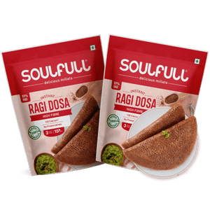 Ragi Dosa 500g | Pack of 2 (1 kg)