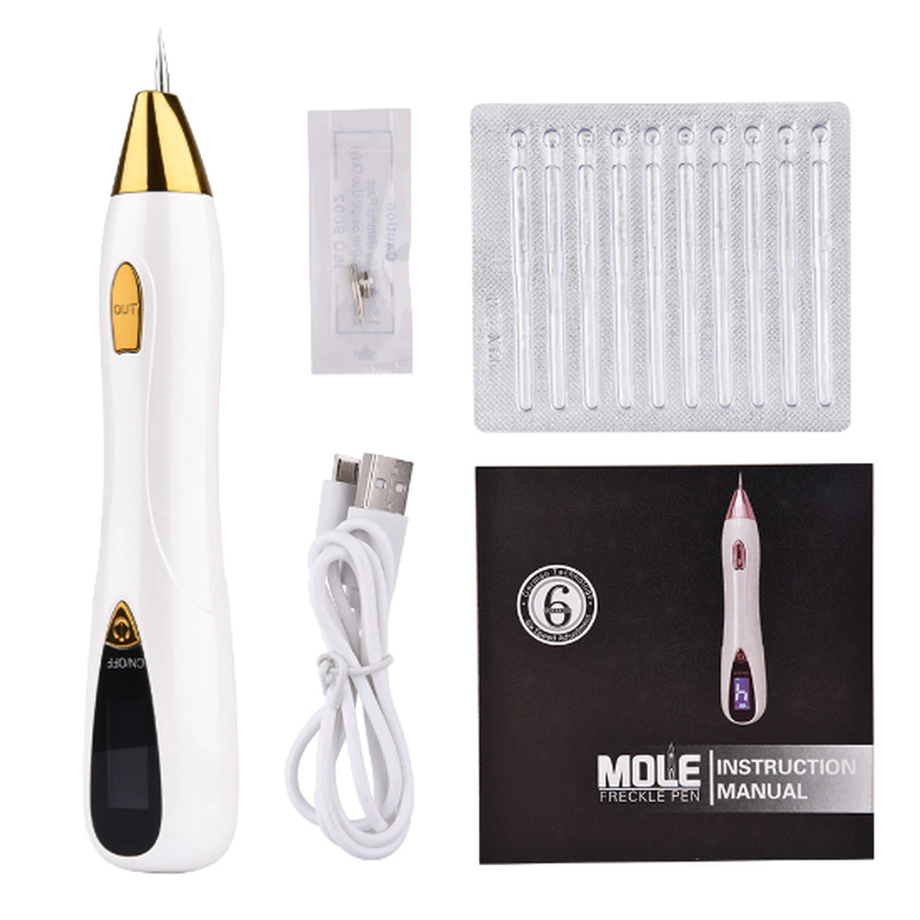 VibrantPen™ - SKIN SPOTS REMOVAL PEN FOR ACNE, TATTOO, MOLES, & FRECKLES
