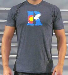Men's High Altitude Tee (Simple Back)