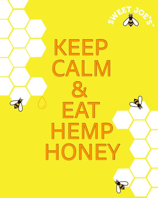 Why Hemp Honey Is So Good For You