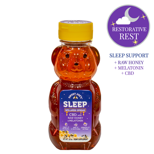 Sleep CBD Honey Bear