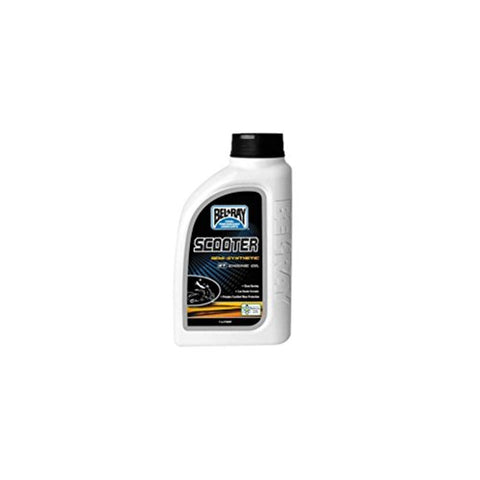 Bel-Ray Scooter Synthetic Ester Blend 4T Engine Oil - 5W40 - 4 Liter 99429-B4Lw