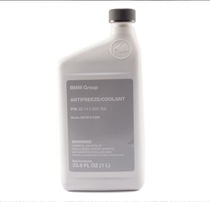 Genuine Bmw Coolant / Antifreeze - Genuine Bmw (Blue) (1 Liter) 82142209769