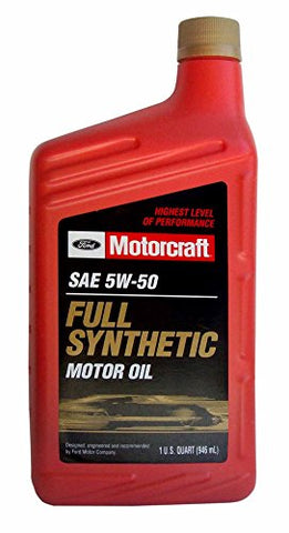 5W50 Full Synthetic Oil 04 Gt