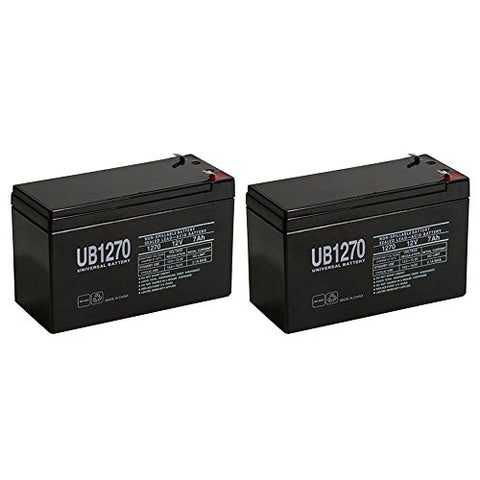 12V 7Ah New Battery For Apc Rbc38 Rbc40 Rbc51 Rbc106 Rbc110 -