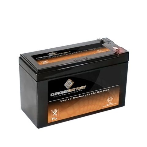 12V 7.4Ah Sealed Lead Acid (Sla) Battery For Apc Rs Rs800 Rs810 Back-Ups