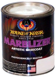 1 Qt Neutral Clear Marbilizer Mb00/Mb-00 House Of Kolor