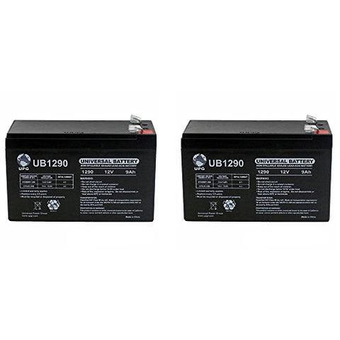 12V 9Ah Sla Battery Replaces Hr-1234W-F2 -