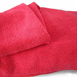 Chemical Guys Mic_723 Microfiber Towel (Red, 25  X 36  )