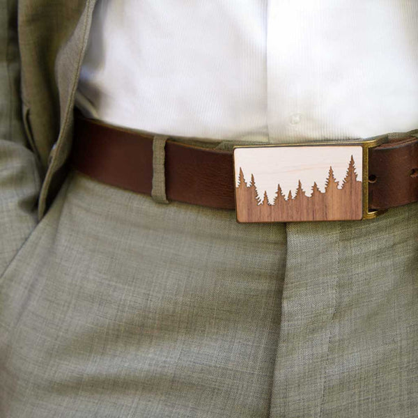 Forest Belt Buckle