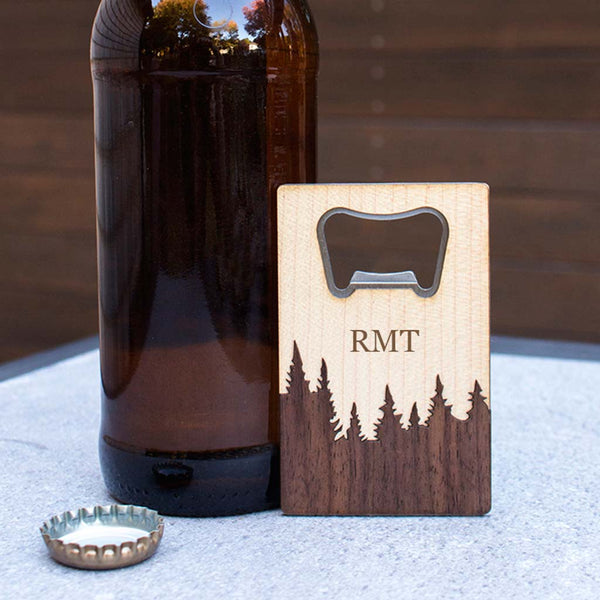 Forest Bottle Opener