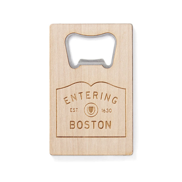 Massachusetts Bottle Opener