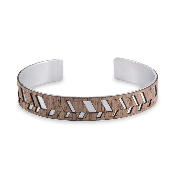 Chevron Thin Cuff