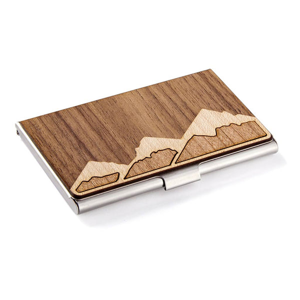 Mountain Card Case