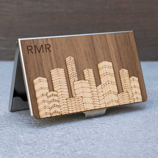 Skyline Card Case