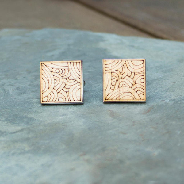 Tribal Cufflinks
