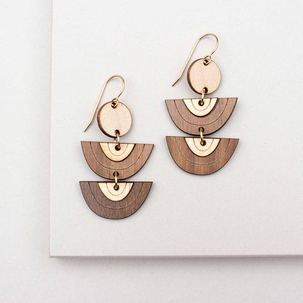 Horizon Earrings