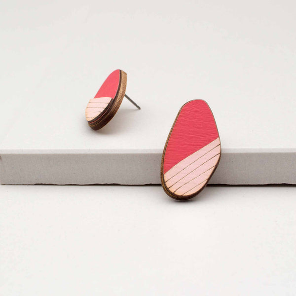 Pebble Earrings