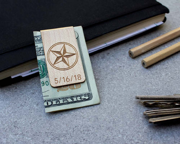 Star Money Clip